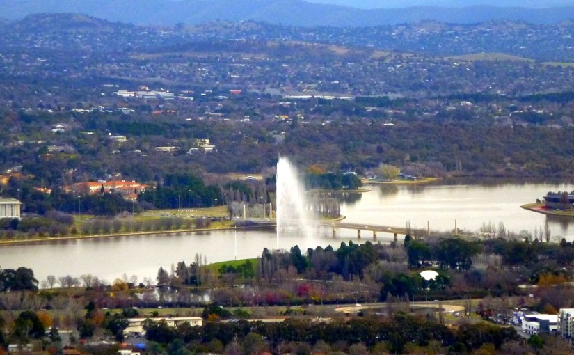 Top 4 Places Visited in Canberra