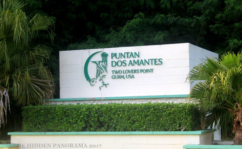 Name Of The Place : Puntan Dos Amantes (Two Lovers Point)