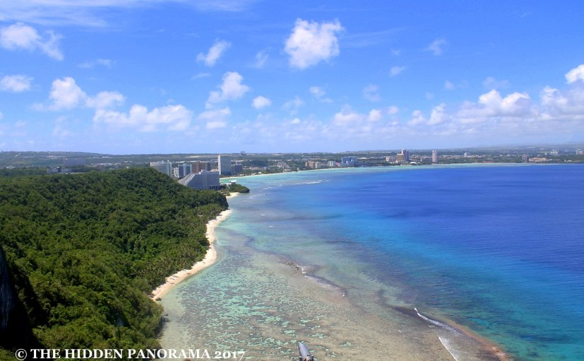 Panoramic View : Tumon Bay