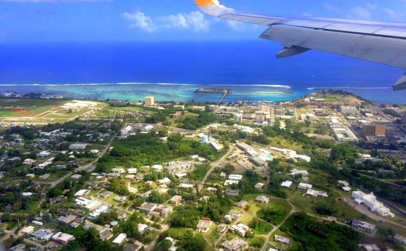 View At My Window : Guam