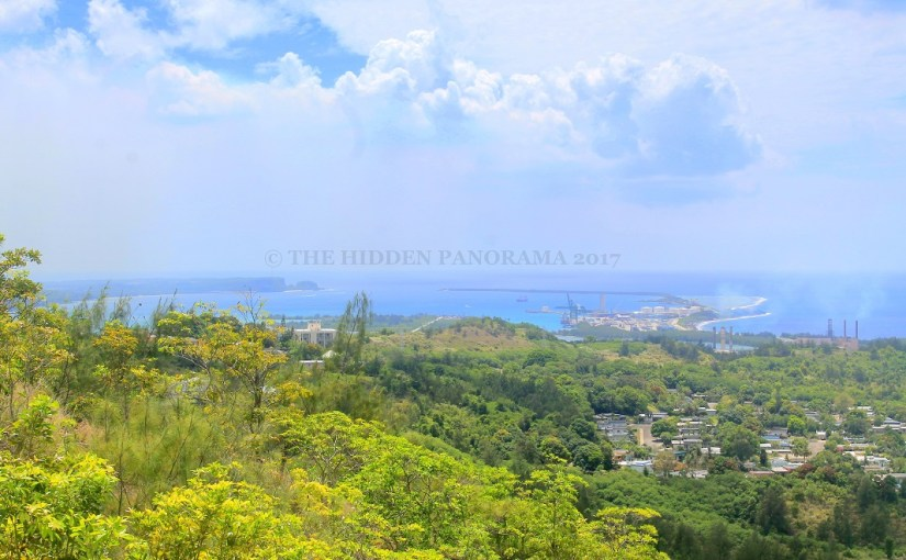Guam Island Tour – Visiting Best Viewpoint of the Island