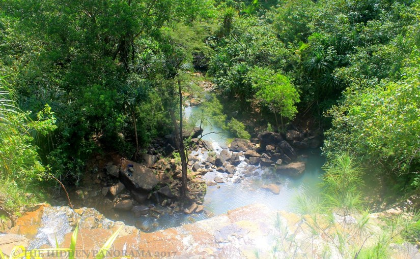 View At My Window : Tarzan Falls and Ylig River