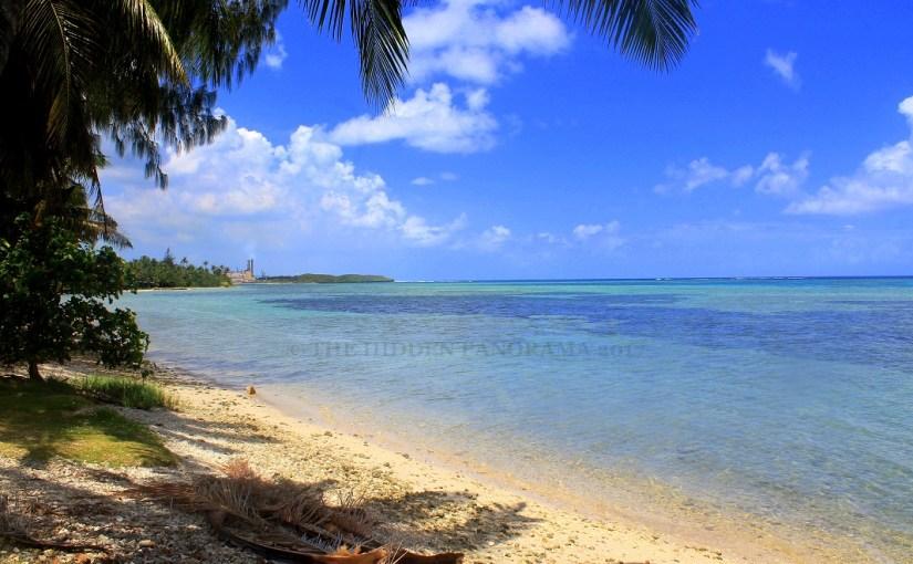 Panoramic View : Tepungan Beach Park