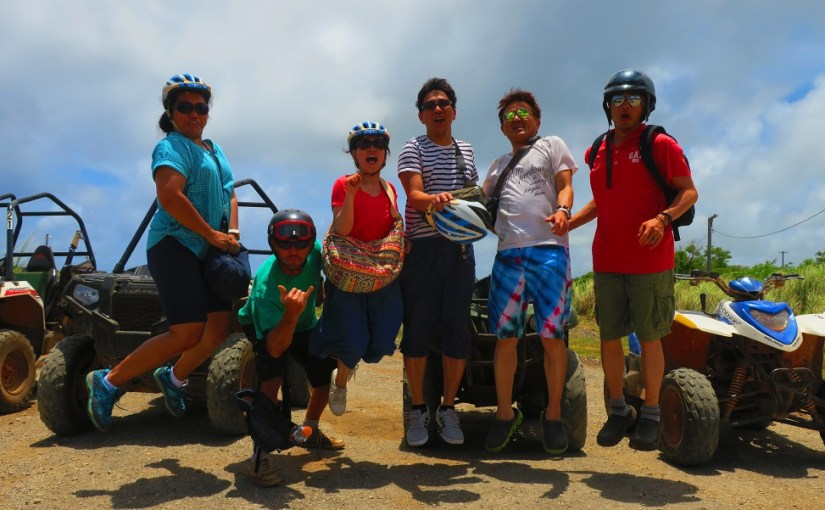 Juncture With Folk(s) :  At Guam Adventures (Yigo)