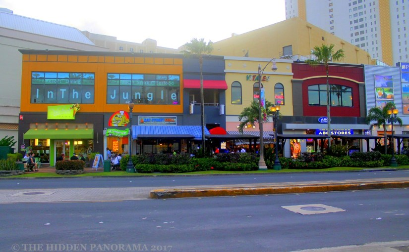 Colors : The Plaza Guam