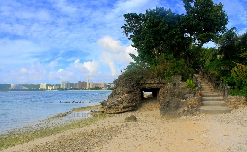 Discovery : Tumon Bay – Pill Box