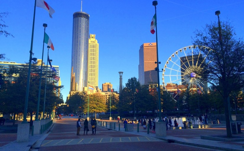 Featuring Our World : Centennial Olympic Park
