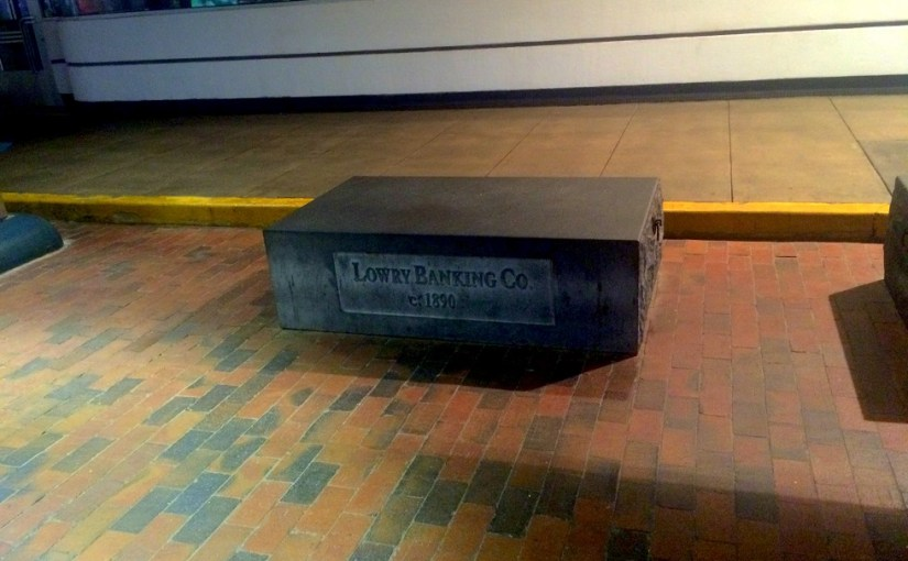 Discovery : Carriage Stone – Underground Atlanta