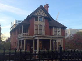 Margaret Mitchell's (Gone With The Wind) House Visit