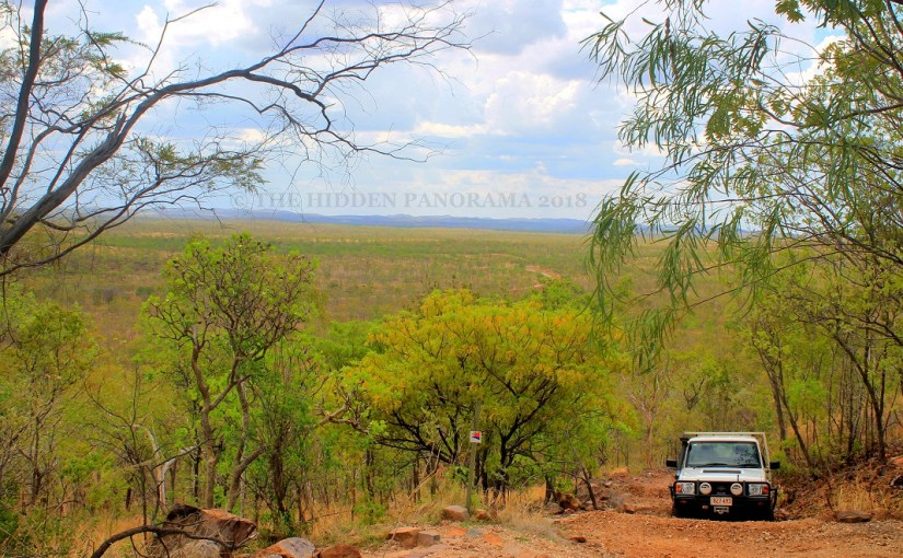 Transportation : Nitmiluk, NT – ARB 4×4 Vehicle