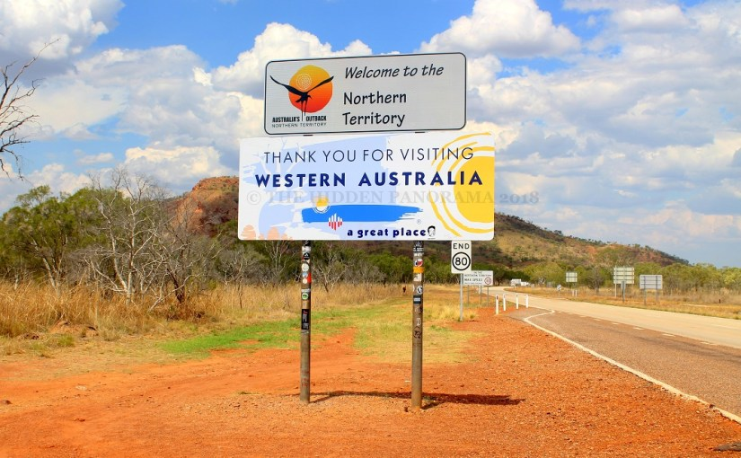Name Of The Place : Northern Territory and Western Australia