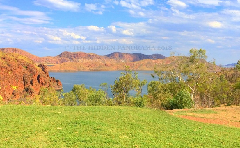 Panoramic View : Lake Argyle