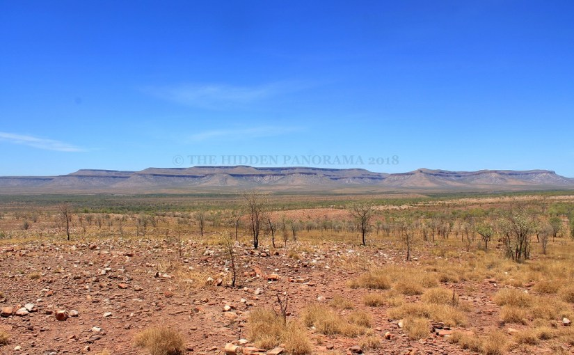 Panoramic View : Cockburn Range