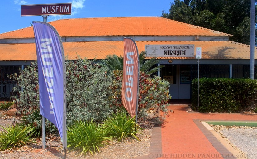 Broome Walks : Broome Historical Museum