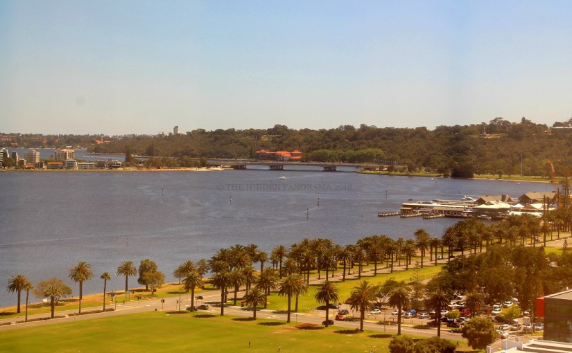 View At My Window : Swan River