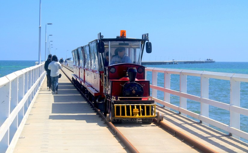 Transportation : Busselton Jetty Train