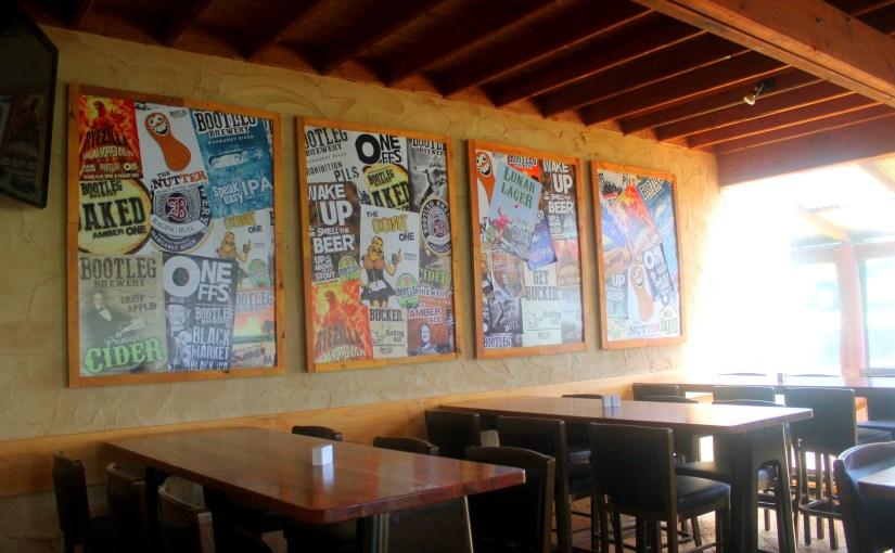 Restaurant : Bootleg Brewery
