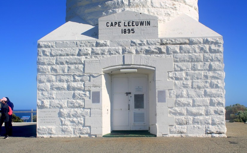 Name Of The Place : Cape Leeuwin