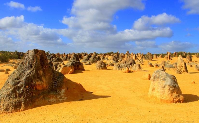Natural Wonders : The Pinnacle Desert