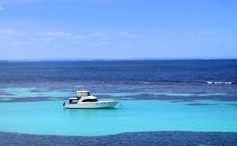 Transportation : Hillarys & Rottnest, Yacht