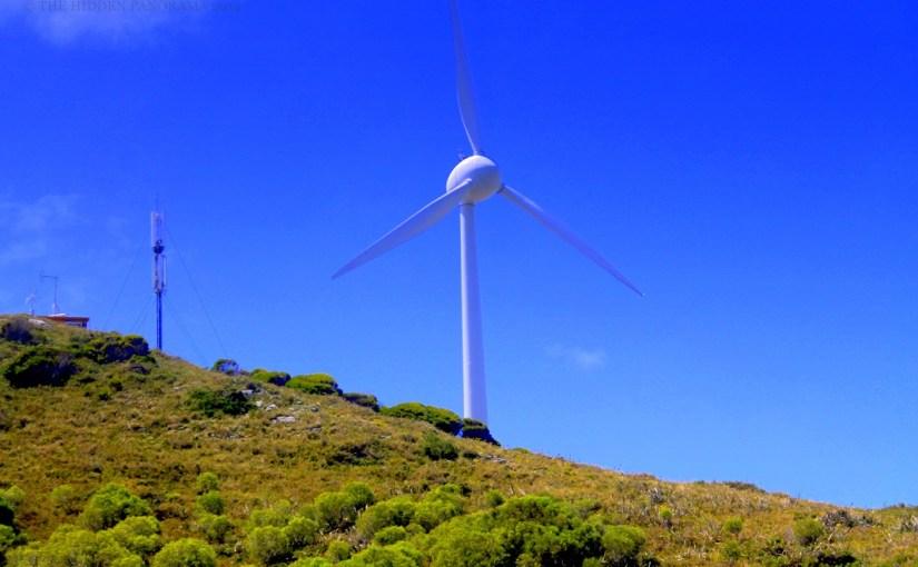 Discovery : Rottnest Wind Turbine