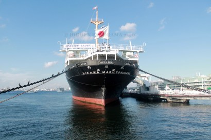 A Visit at NYK (Nippon Yusen Kaisha) Maritime Museum and Exploring NYK Hikawamaru