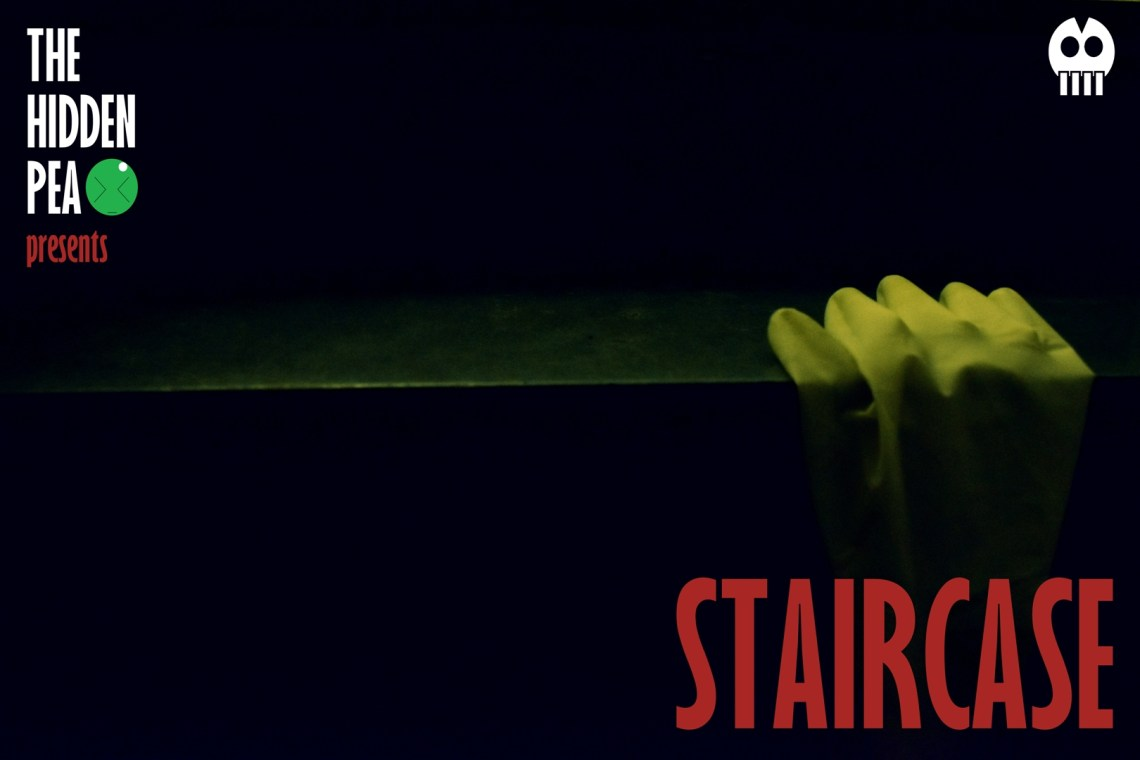 Staircase short horror film