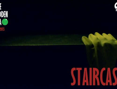 Staircase short horror film