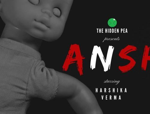 Ansh short film poster