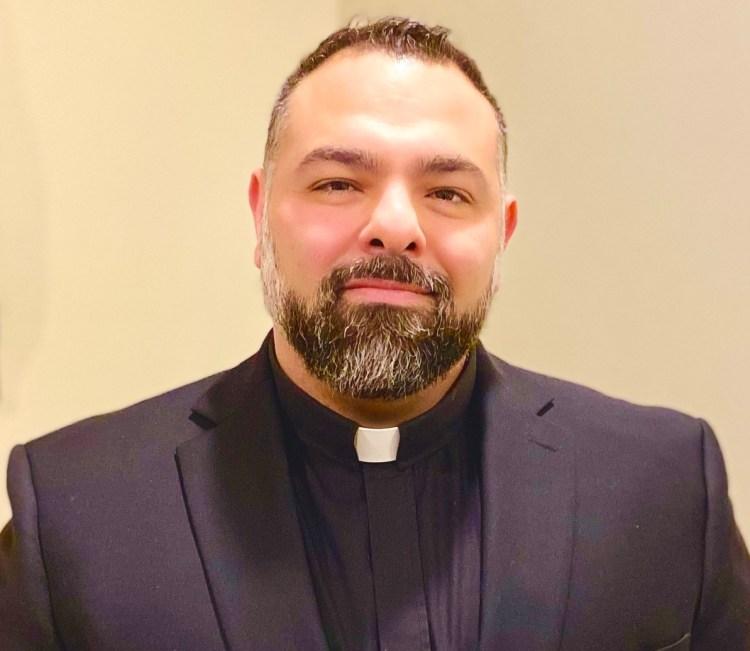 Rev. Dr. Rodridgue Constantin