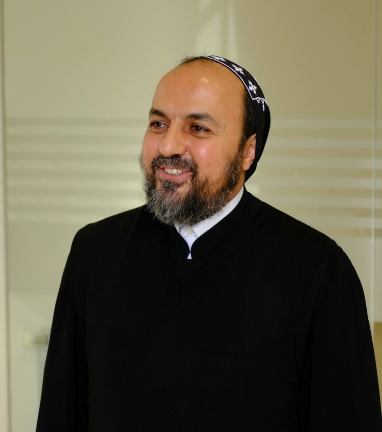 <strong>Roger Akhrass</strong> is Instructor of Patristics at Holy Spirit University of Kaslik – USEK.<br><strong>(July 21, 2021)</strong>