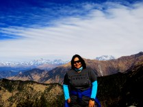 Himalayas and me