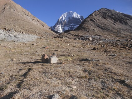 Mount Kailash North face, Derapuk