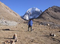Going closer to Kailash