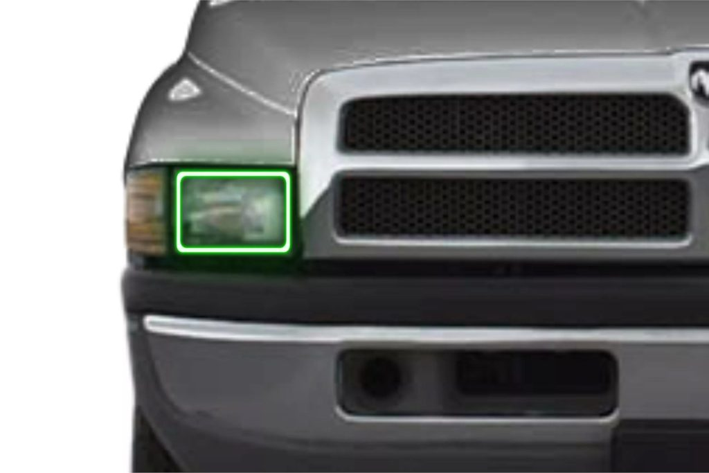 2001 Dodge Ram Hid Headlights