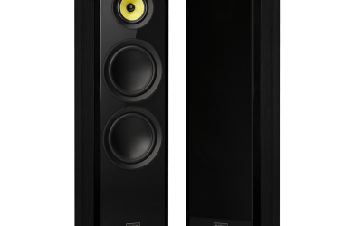 Fluance Signature Series Hi-Fi Three-Way Floorstanding Tower Speakers with Dual 8″ Woofers