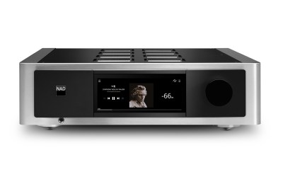 M33 BluOS Streaming DAC Amplifier (Coming Soon)