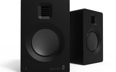 TUK Premium Powered Bookshelf Speakers