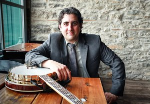 Anthony Ihrig - Banjo and Vocals