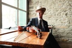 Eric Christopher - Fiddle and Vocals