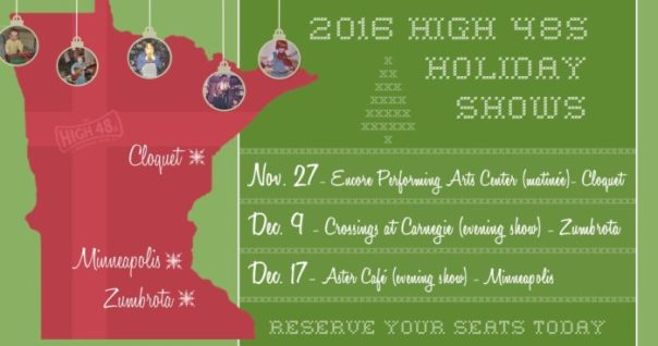 High 48s 2016 Holiday Shows