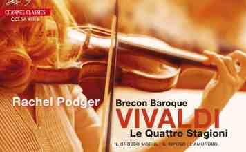 Vivaldi, Four Seasons, Podger