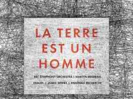 Brabbins, Ferneyhough, La Terre est un Homme review