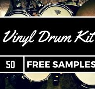Vinyl Drum Fills – Download 50 Free Samples