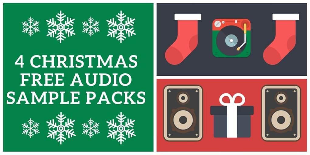 Free sample packs for Christmas