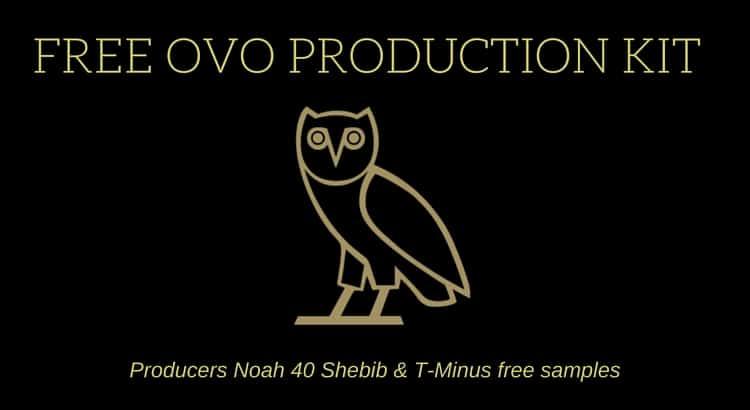 cardiak free drake producers samples drum kit ovo 40