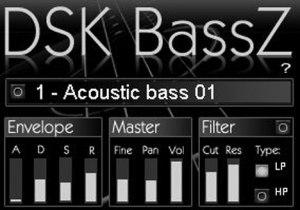DSK BassZ free bass VST