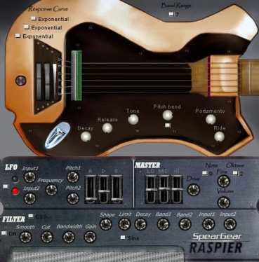 Revitar BASS Free Synth