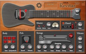 Open Revitar Bass Free VST