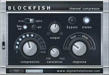 blockfish compressor VST Mac Windows